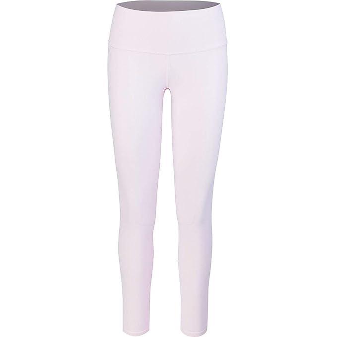 Alo Yoga ALO Leggings de Cintura Alta para Mujer, S, Rosado ...