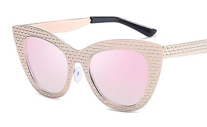 Tiadi Material Gafas de sol transparentes redondas ...