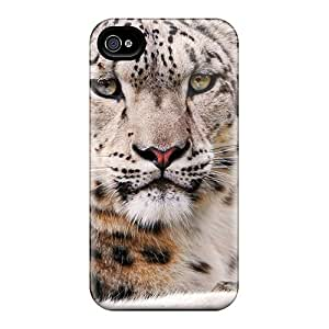 New Arrival Njs19937Bvbk Premium Iphone 6 Cases(the Elusive Snow Leopard)