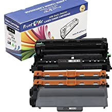 PrintOxe™ 3 PK Compatible 1 DR-720 ( DR720/3330 ) & 2 TN-750 ( TN750/3380 ) Compatible (Black) 2 Toners TN750 (Page Yield:8,000 each) + DR720 (30,000 Page) for use in Printer Models: HL-5440 , 5440D , 5445 , 5450DN , 5470DW , 6180DW & MFC-8510 , 8110 , 8250 , 8710DW , 8910DW , 8950DW. Exclusively sold by PanContinent