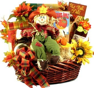 It's Fall Y'all Gourmet Fall Thanksgiving Gift Basket
