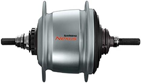 Without Fitting Kit Shimano Nexus SG-C6010-8R Nexus 8-Speed Hub for Roller Brake 36h
