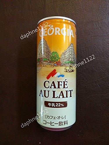 Georgia CAFT AU LAIT (30 can) by Georgia (Image #1)