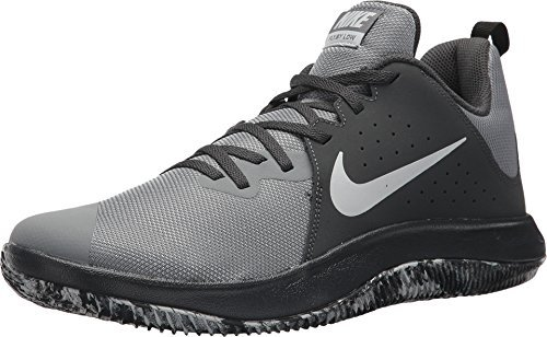 ad969153853a NIKE Mens Fly by Low Anthracite Pure Platinum Grey Size 8