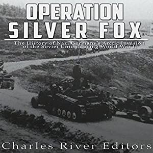 Operation Silver Fox Audiobook
