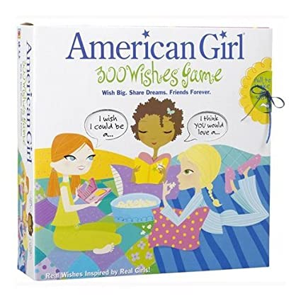 Image result for american girl 300 wishes