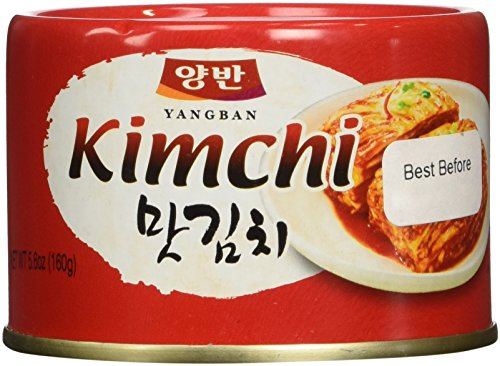 Cabbage Kimchi can Tasteful Ounce product image