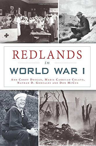Redlands in World War I (Military) PDF