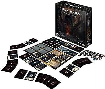 Steamforge Games Juego de Cartas Dark Souls The Card Game ...