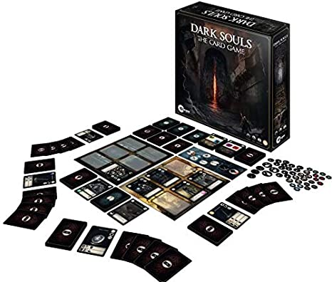 Juego de cartas Dark Souls The Card Game, de Steamforge Games SFGDSTCG00, colores variados , color/modelo surtido: Amazon.es: Juguetes y juegos