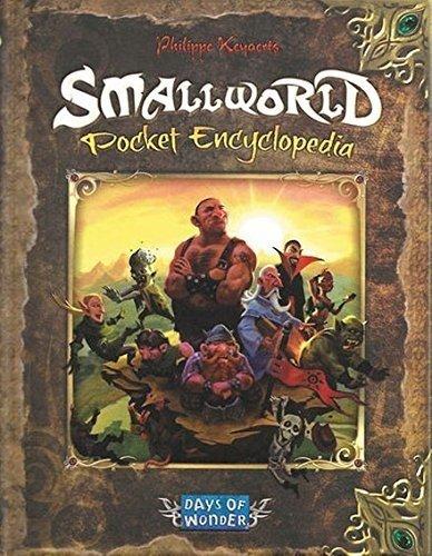 Fantasy Flight Games Small World Board ()