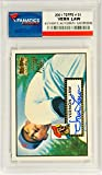 Vern Law Pittsburgh Pirates Autographed 2002 Topps #81 Card - Pack Pulled - Fanatics Authentic Certified