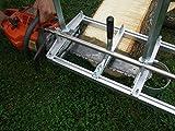 "Timber Tuff TMS-24, 24"" Saw Mill"