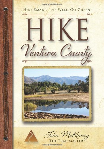 HIKE Ventura County Pocket Guide product image