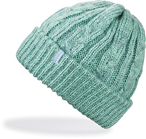 Dakine Women's Veronica Beanie, Citadel/Dusty Jade, One Size