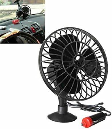 Qsoleil - Mini ventilador de refrigeración para coche, camión ...