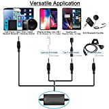 Car AUX Adapter with USB Charger for Honda Civic