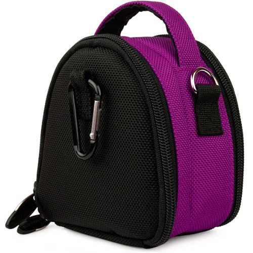 Mini Laurel Handbag Pouch Case for Canon PowerShot ELPH 150 IS Digital Camera