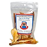 Bully Sticks, Cow Ears, XL Beef Tendons, and Beef Cheeks by What A Dog Wants, 100% All Natural Assorted Beef Dog Chews, Grass Fed, Free Range, USDA Approved, Assorted Dog Treats