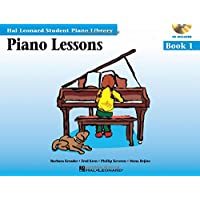 Piano Lessons Book 1 - Book/Enhanced CD Pack
