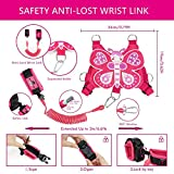 Toddlers Leash 4-in-1 Anti Lost Wrist Link Child