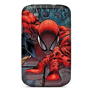 Hot Tpye Spiderman Case Cover For Galaxy S3
