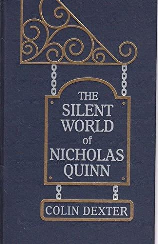 book cover of The Silent World of Nicholas Quinn
