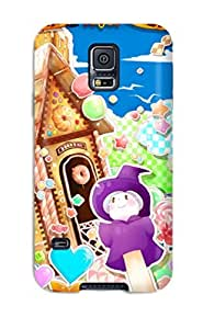 Durable Hansel & Gretel: Witch Hunters Anime Back Case/cover For Galaxy S5 by icecream design