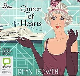 Queen of hearts her royal spyness 8 amazon rhys bowen queen of hearts her royal spyness 8 amazon rhys bowen audible studios katherine kellgren 9781489094759 books fandeluxe Choice Image