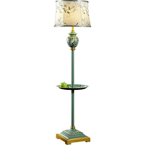 QQB & iluminación Interruptor de pie y lámpara de pie con ...