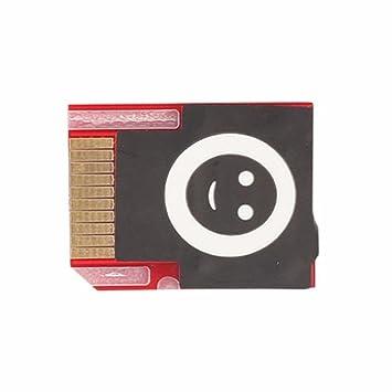 Adaptador Micro SD PS Vita Henkaku 3.60 compatible con todo tipo de tarjetas SD SD2VITA PSVSD, de Gaddrt