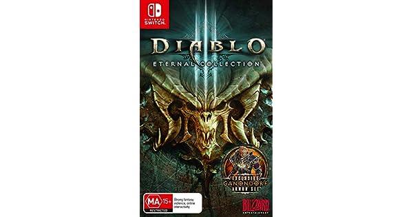Diablo 3 Eternal Collection: Blizzard Entertainment: Amazon