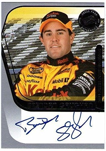 BRENDAN GAUGHAN 2004 Press Pass Signings Autograph Auto On Card BV$20