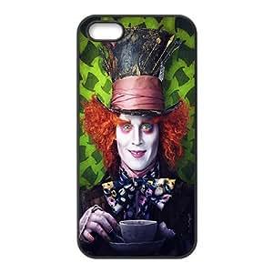 Alice in Wonderland case generic DIY For iPhone 5, 5S MM8R804107
