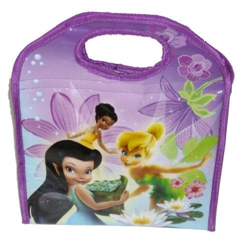 Disney Fairies - Lunch Bag - Tinkerbell - Insulted Lunch Box - Fairy by Disney