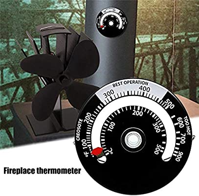 Dynamicoz Termómetro de Pantalla Grande Medidor de Temperatura del ...