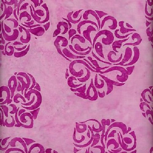 Hearts Cotton Quilt Fabric - 2