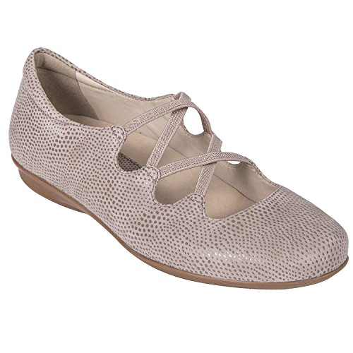 Kalso Earth Shoes Earth Tayberry Womens Slip On Ginger Taupe