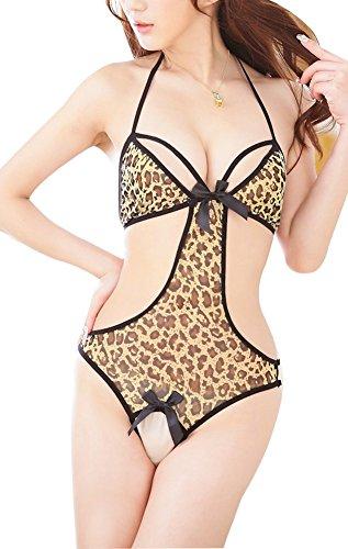 Bikini sottogonna Donna tipi vari di di 5 Caratteristica leopardo leopard paplan fw0d8q8