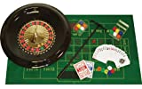 #8: Trademark Poker 16-Inch Deluxe Roulette Set with Accessories