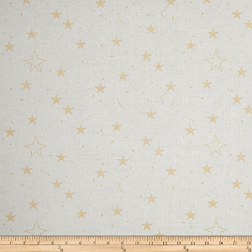 quilting fabric with 5 stars - 8