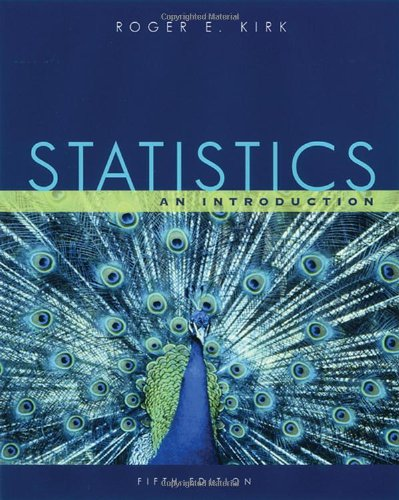 Statistics: An Introduction