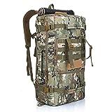 Tofern Multifunctional Unisex 55L Outdoor Waterproof Anti-wear Durable Hiking Daypack Camping Backpack Travel Trekking Mountaineer Rucksacks School Bag, 8 colors