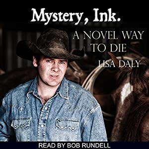 Mystery, Ink: A Novel Way to Die Audiobook