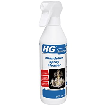 Hg chandelier spray cleaner 500 ml a fast working chandelier hg chandelier spray cleaner 500 ml a fast working chandelier cleaner spray aloadofball Choice Image