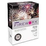 Boise FIREWORX Colored Paper, 20lb, 8-1/2 x 11, Powder Pink, 500 Sheets/Ream