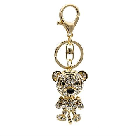 Amazon.com: yeefant Creative tigre bolsa accesorios para ...