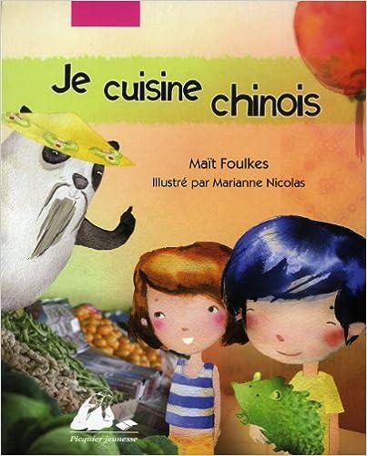 Livres Je cuisine chinois epub pdf