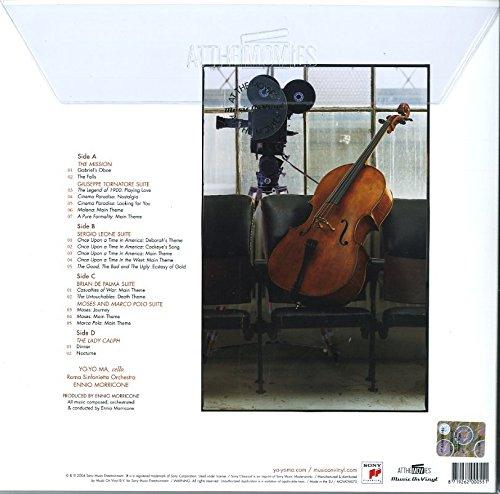 Yo-Yo Ma Plays Ennio Morricone : Yo-Yo Ma: Amazon.es: Música