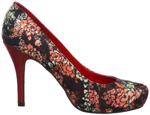 Sandales 30Ps422 3092 Desigual femme Rouge Carmin qUd5zB